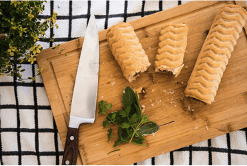 Vegan 'Sausage' Roll (80 No. Boxed) - Proper Pasty Company