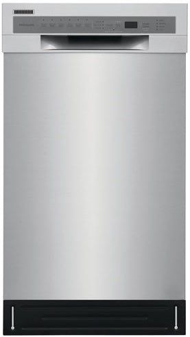 Frigidaire - 18 Inch Wide Built In Compact Dishwasher - FFBD1831