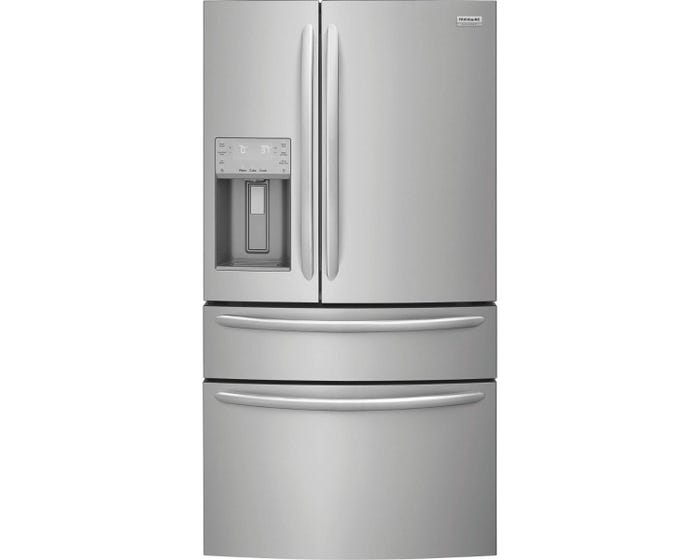 Frigidaire Gallery - 21.9 Cu. Ft. Counter-Depth French Door Refrigerator - FG4H2272UF