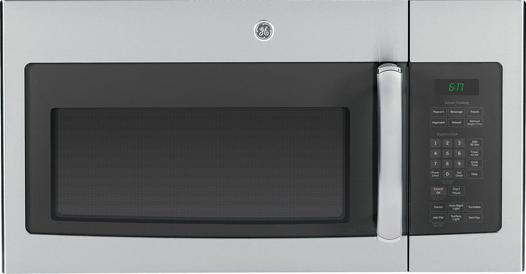 GE - 30 Inch Over The Range Microwave With Slate Finish - JVM1635