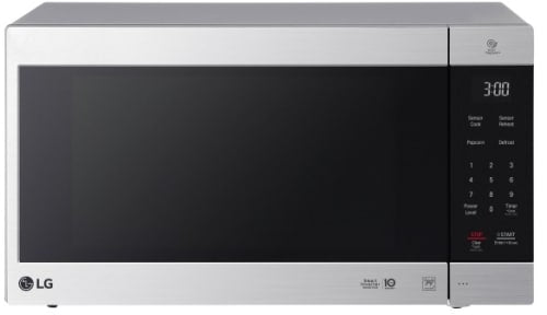 "LG - 24"" Countertop Microwave With 1200 Watts of Cooking Power - LMC2075"