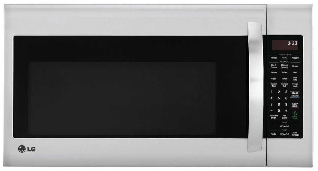 LG - 2.0 cu.ft. Over-the-Range Microwave - LMV2053ST