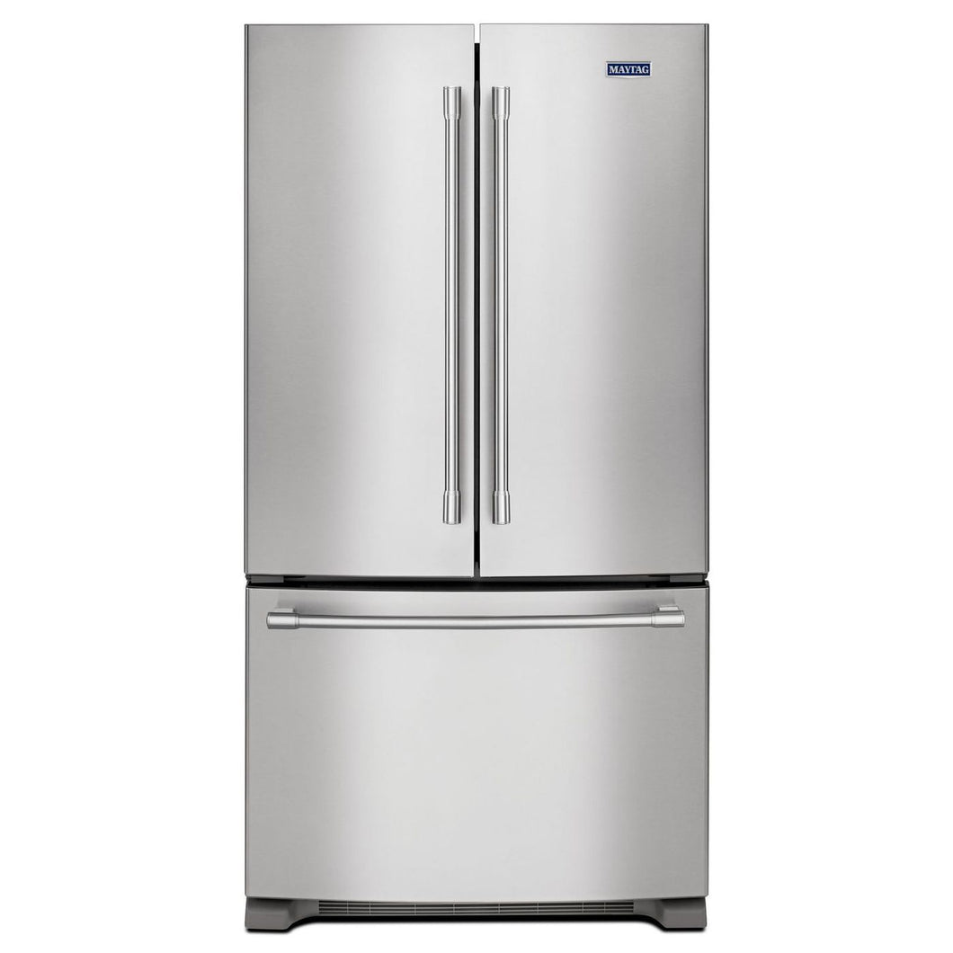 Maytag - 20 Cu. Counter Depth French Door Refrigerator - MFC2062FEZ