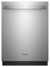 Load image into Gallery viewer, Whirlpool - Stainless Steel Tub Dishwasher with Third Level Rack - WDT970