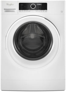 "Whirlpool - 24"" Compact Washer - WFW3090JW"