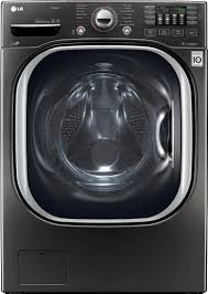 LG - High Efficiency Front Load Washing Machine With Steam Technology - WM4370HKA
