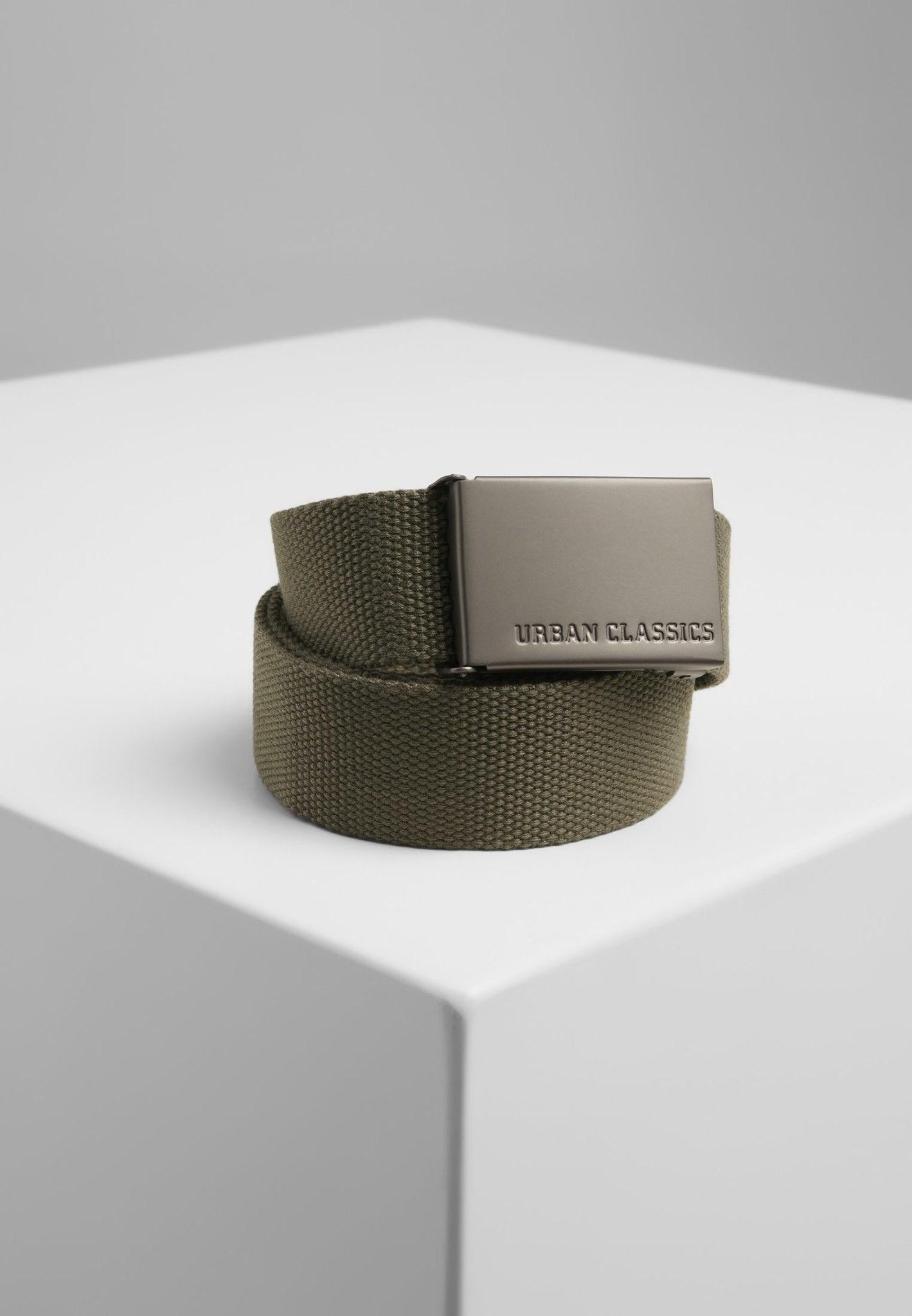 Canvas Belt - Inexorebel