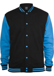 Kids 2-tone College Sweatjacket - Inexorebel