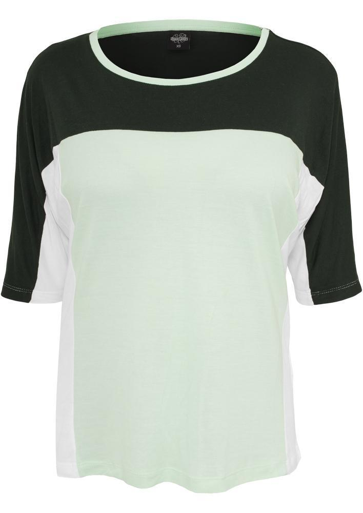 Ladies 3-tone 3/4 Sleeve Tee - Inexorebel