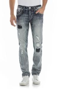 Rock Revival Herren Jeans FRENEL A203 Alt. Straight - Inexorebel