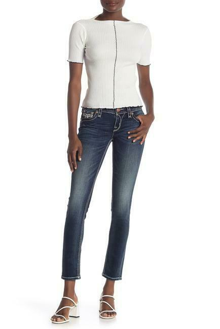 Rock Revival Skinny Jeans Naila - Inexorebel