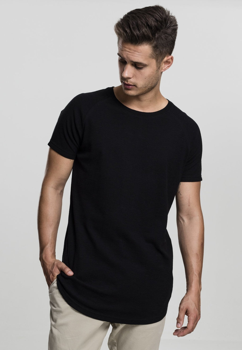 Thermal Slub Raglan Tee - Inexorebel