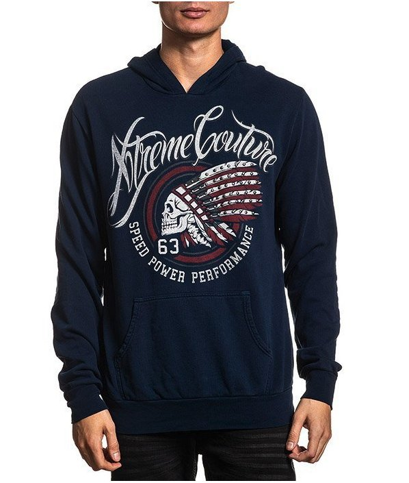 Xtreme Couture Hoodie Tomahawk Choppers - Inexorebel