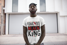 Load image into Gallery viewer, EDUCATED BLACK KING