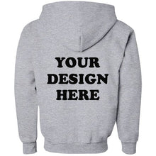 Load image into Gallery viewer, Custom Printed  Hooded Sweat Suit