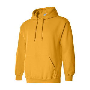 "Custom Printed Full Color Hooded Sweatshirt ""Color"""