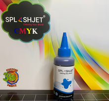 "Load image into Gallery viewer, SPLASHJET SUBLIMATION INK ""ALL INKJET PRINTERS"""