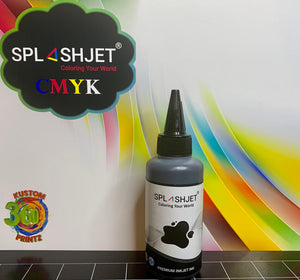 "SPLASHJET SUBLIMATION INK ""ALL INKJET PRINTERS"""