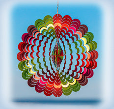 Decorative Wind Spinners and Wind Chimes