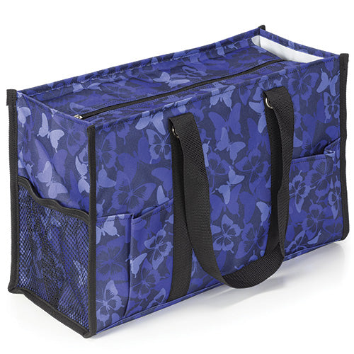 Butterfly Camo All Purpose Utility Tote Bag