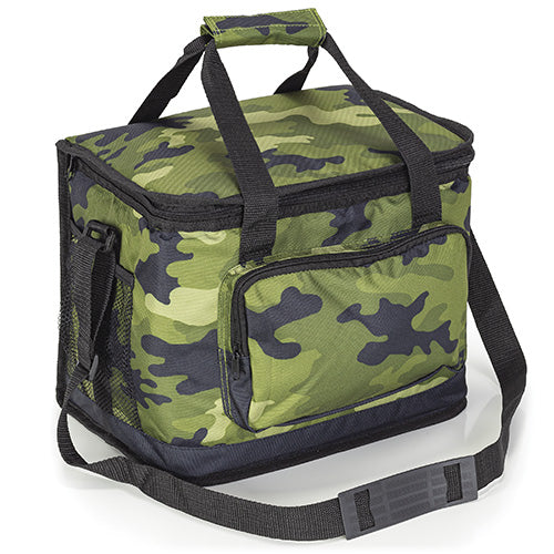 Classic Camo Insulated Collapsible Cooler Bag
