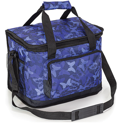 Butterfly Camo Insulated Collapsible Cooler Bag