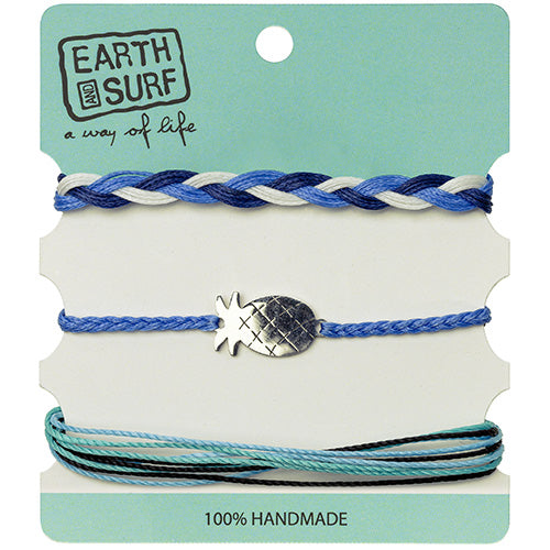 Three Piece Friendship Bracelet Set
