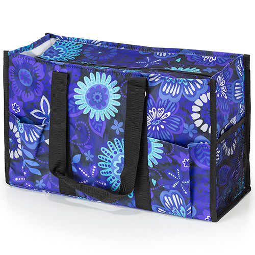 Exotic Floral All Purpose Utility Tote Bag