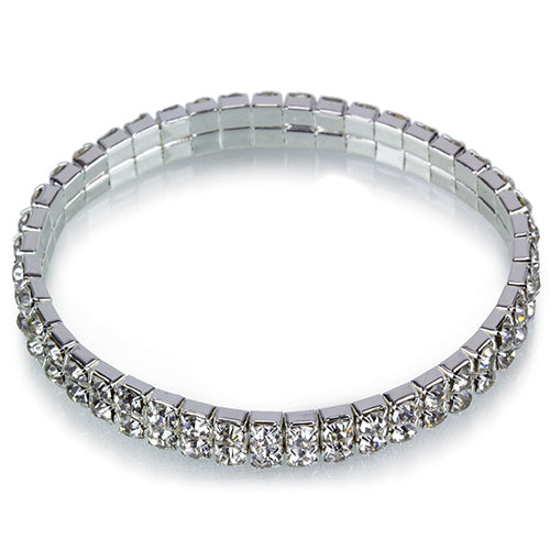 Crystal Stretcher Bracelet