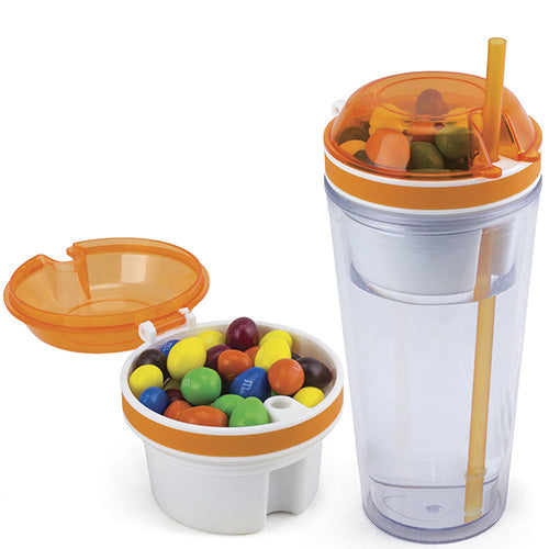 Drink & Snack Tumbler