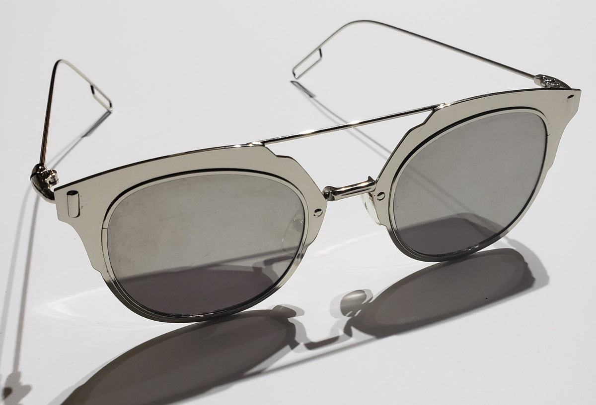 Wire Sunglasses by (Un)Popular Fashion Society