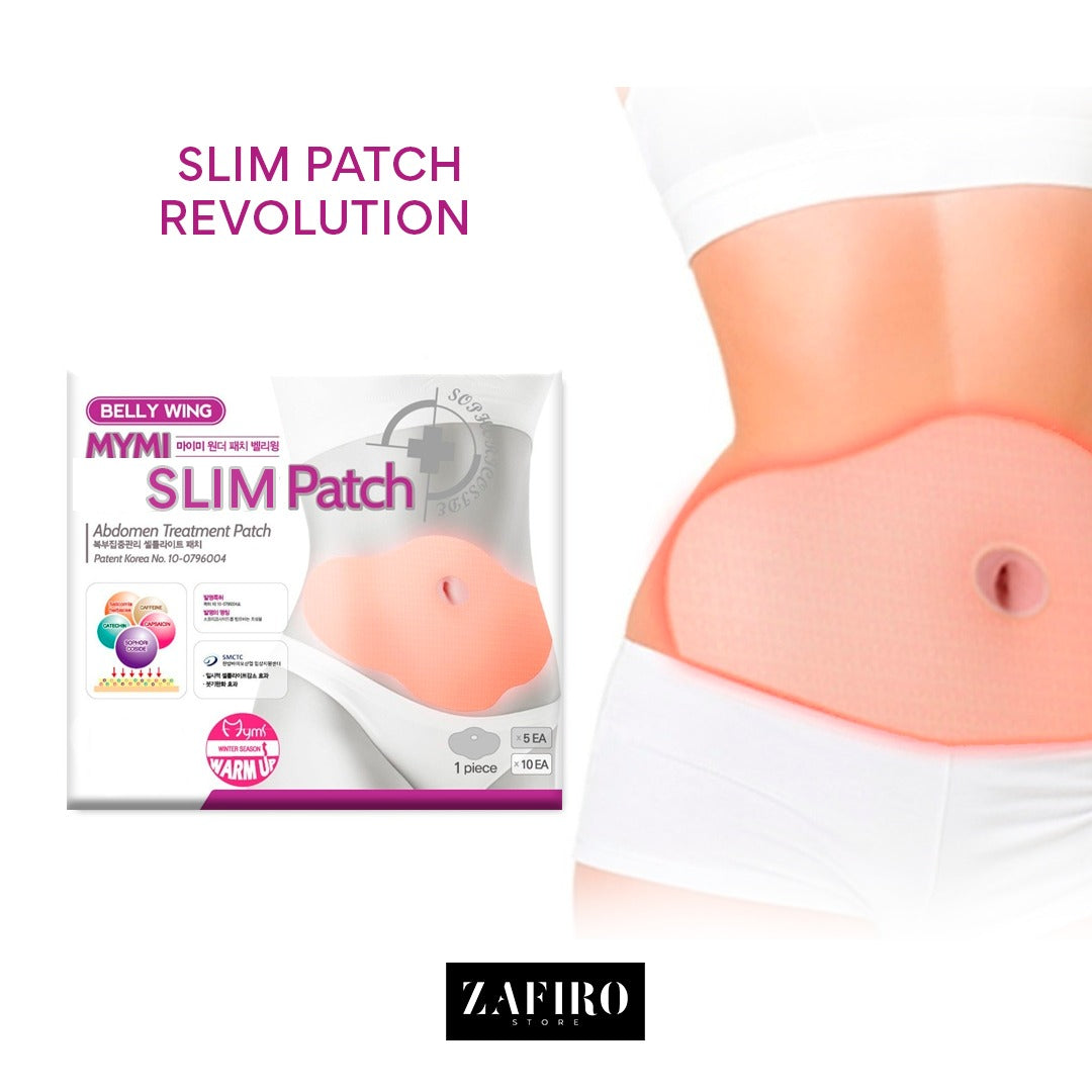 SLIM PATCH REVOLUTION x 5 unidades