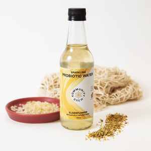 Load image into Gallery viewer, Elderflower water kefir
