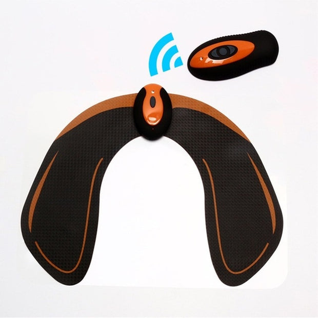 Smart EMS Hips Trainer Massager for Body Fitness