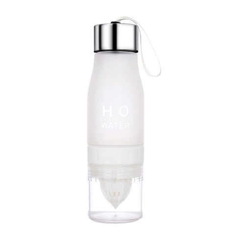 650ML Lightweight Lemon Bottle Outdoor Sport