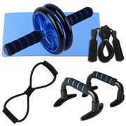 AB Wheel Roller Kit Home Gym fitness equipment