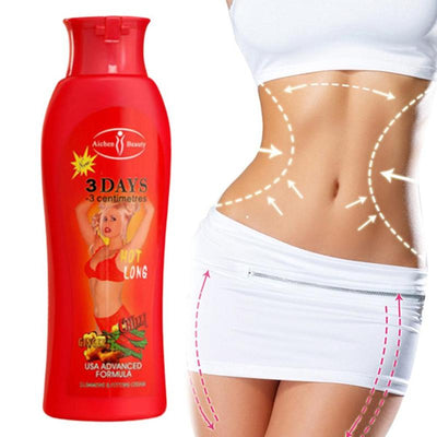 Ginger Fat Burning Slimming Cream