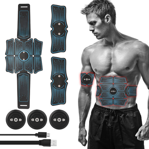 Muscle Trainer Abdominal Muscle Electrostimulation Fitness Equipment