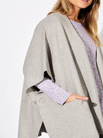 Haven | Sublime Cape - Marle Grey
