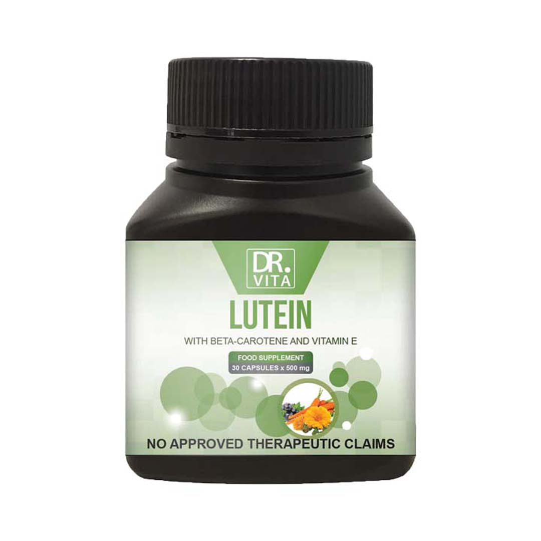 Lutein with Beta-Carotene and Vitamin E (Elderly)