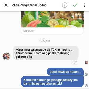TCK Colon Cleansing Philippines