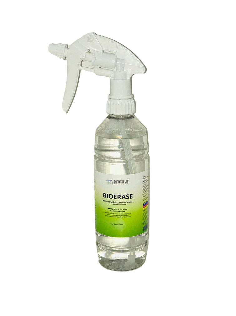 BioErase Antimicrobial Surface Cleaner Spray