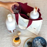 Vin One Bottle Wine Tote