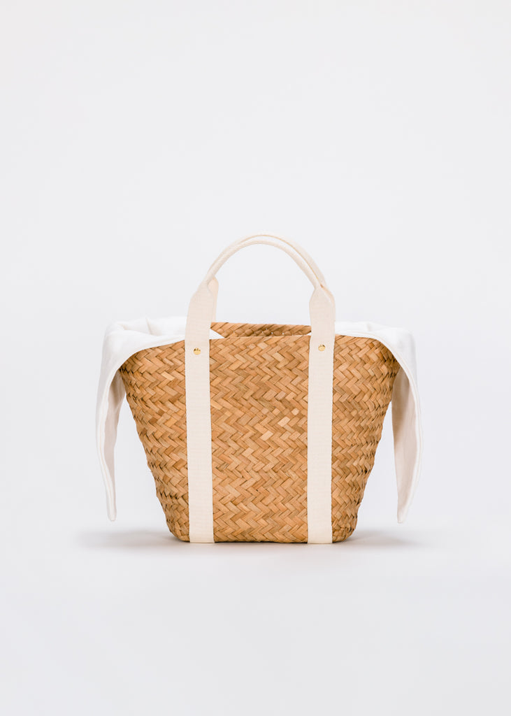 Colbie Straw Tote
