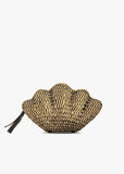 Jane Rattan Clutch Bag