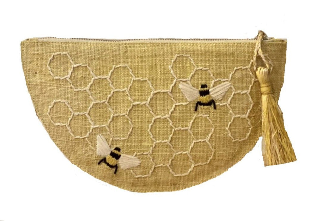 Save The Bees Pouch