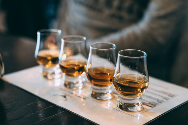 A Guide To The Different Types of Whisky