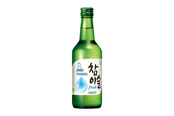 Soju For Sale In The Philippines: Chamsiul Fresh