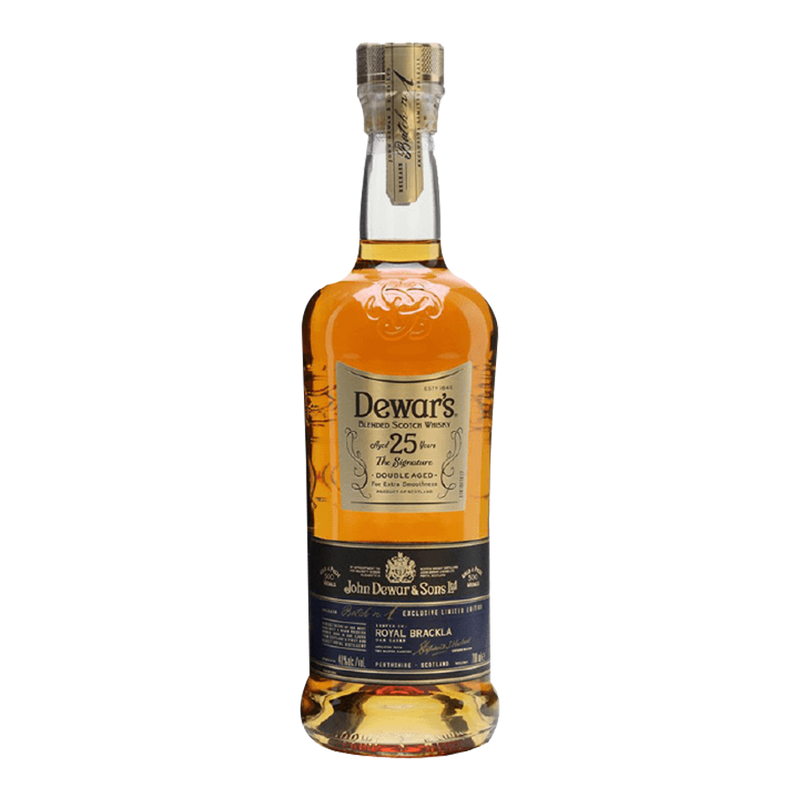 Dewar's 25 Year Old 750ml