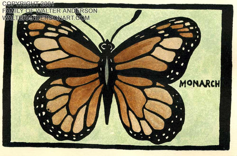 Butterfly; Monarch